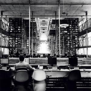 Biblioteca Publica of Mexico City by Alberto Kalach